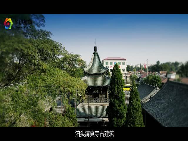 大运河畔的沧州清真古寺